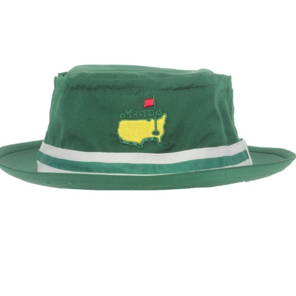 b05ba2c1f74 American Needle Other - Masters Green Bucket Hat SOLD OUT Size Large